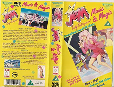 Jem - Music and Magic