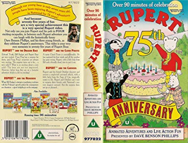 Rupert's 75th Anniversary Video