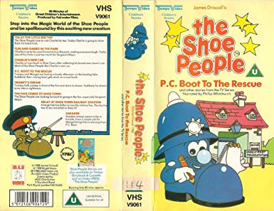 The Shoe People - P.C. Boot to the Rescue
