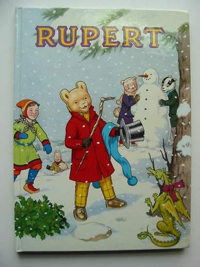Rupert - Annual 1989