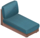 Homely teal chaise longue.png