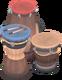 Kisiwan artisanal drums set.png
