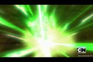 Valorn using Terrablast on Slyger