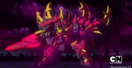 Dark tempist vilius tenkai elemental titan mode