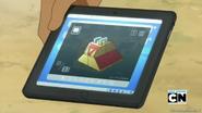 Oh some thing that looks like the tenkai stone