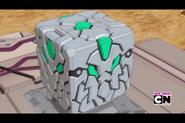 Green Dragon Cube