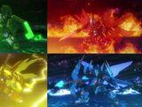 Elemental Titan Mode