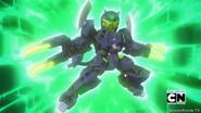 Slyger Titan Mode