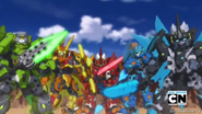 5 Tenkai Knights Sigma Mode