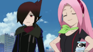 Leave the big bad sister to gen and me