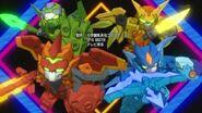 Tenkai Knights - ED4 - Tokenai Candy