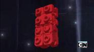 Bravenwolf tenkai fire storm core brick mode
