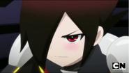 Gen blushing