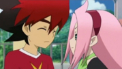 Beni gives guren the look
