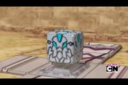 Blue Dragon Cube