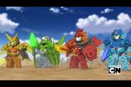 Elemental Tenkai Knights