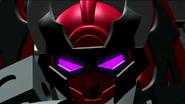Vilius eyes filled with dark tenkai energy