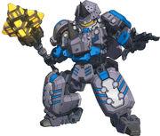 8) Brhinox X-Mode