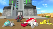 Vilius vs the tenkai knights
