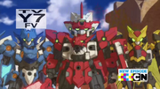 Tenkai Knights Titan Mode (2)