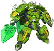 3) Valorn X-Mode