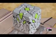 Yellow Dragon Cube