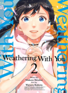 Weathering With You Manga Volume 2 (EN)