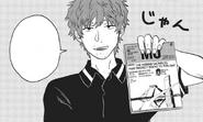 Keisuke manga