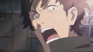 Keisuke tells Hodaka to run