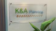 K&A's new logo