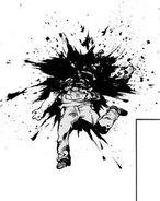 Axe Mask's corpse