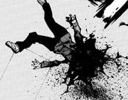 Japanese Saw Mask Corpse