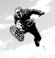 Neddle Mask Jumping