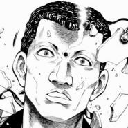 Shovel Mask's Face
