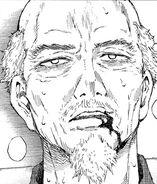 Samue Mask's face