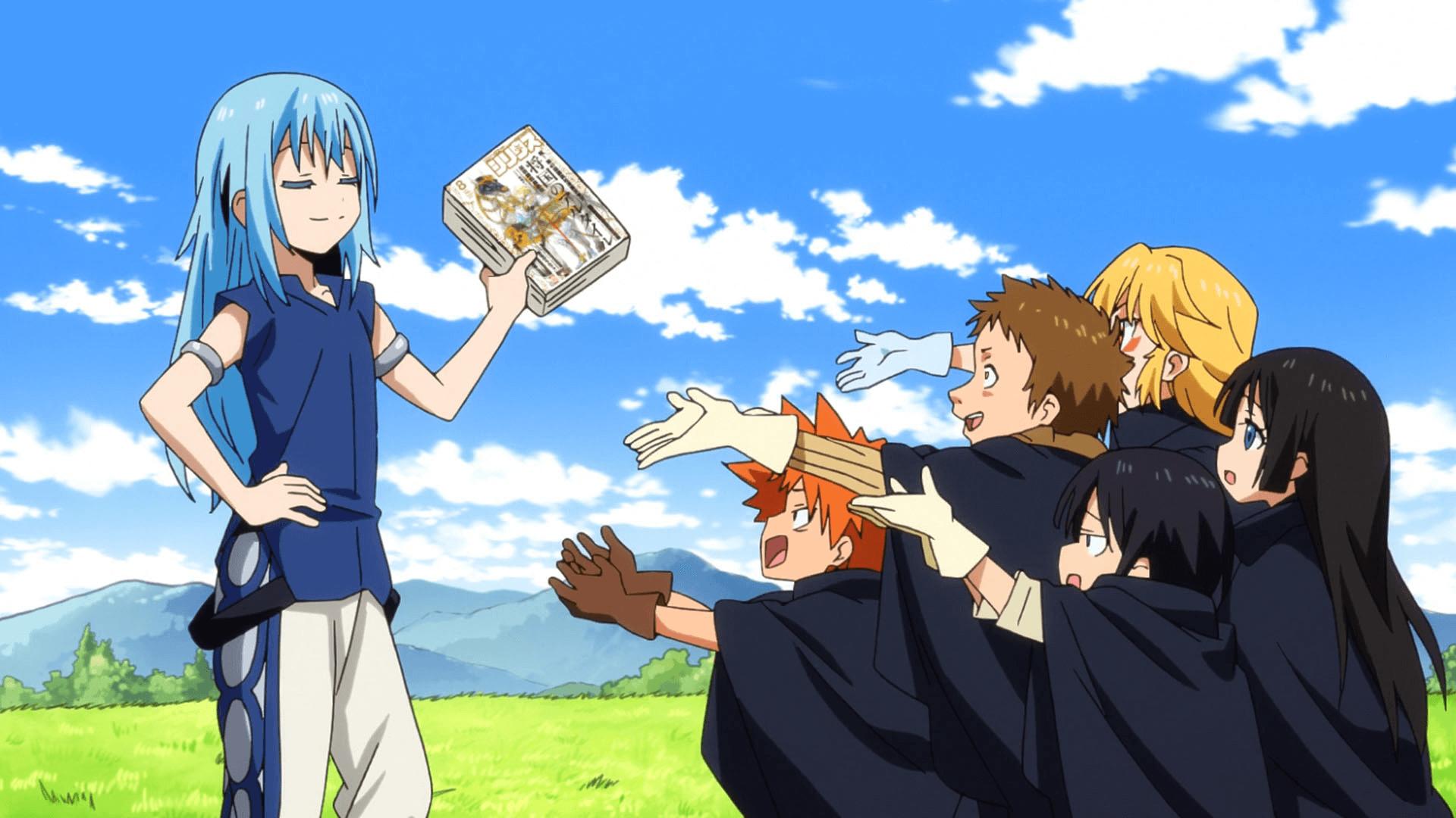 Shizu-san's Students