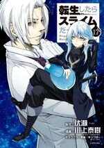 Manga Volume 17