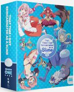 Anime Part 2 Blu-ray DVD US Limited Edition Box 1