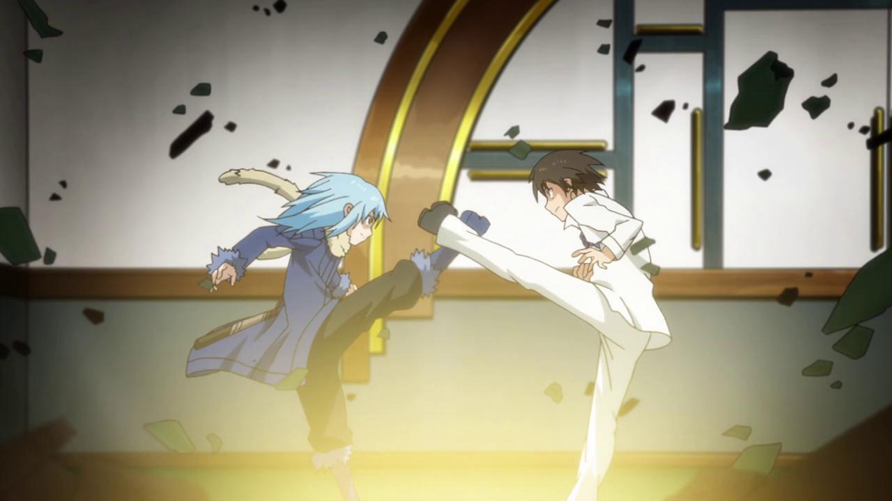 Yuuki Kagurazaka (Episode)