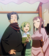 Souka's officers