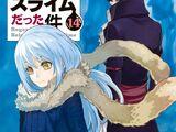 Manga Volume 14