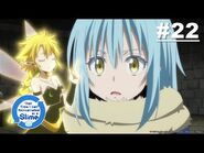 That Time I Got Reincarnated as a Slime - Episode 22 -English Sub-
