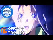 That Time I Got Reincarnated as a Slime Season 2 - OFFICIAL TRAILER 2