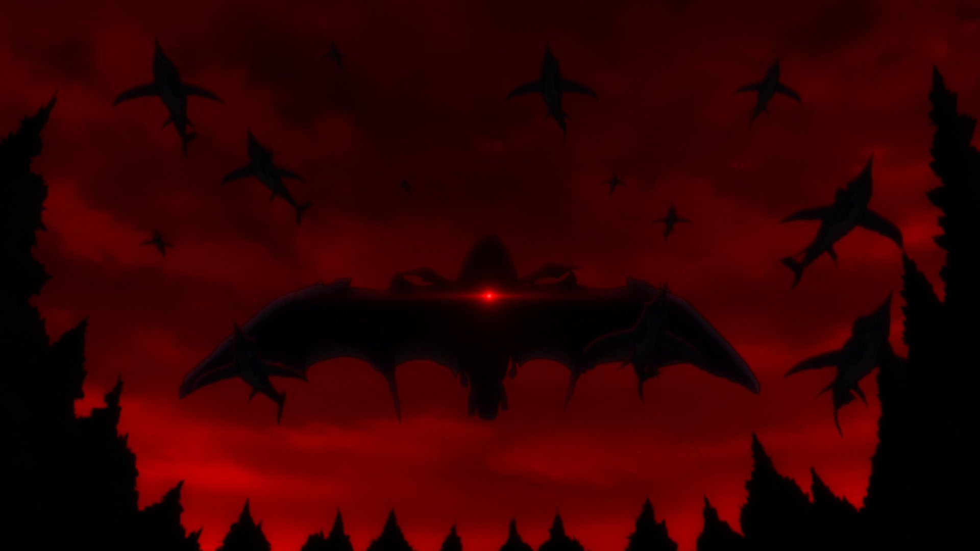 Evil Creeps Closer