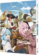 The Slime Diaries Anime Blu-ray 1