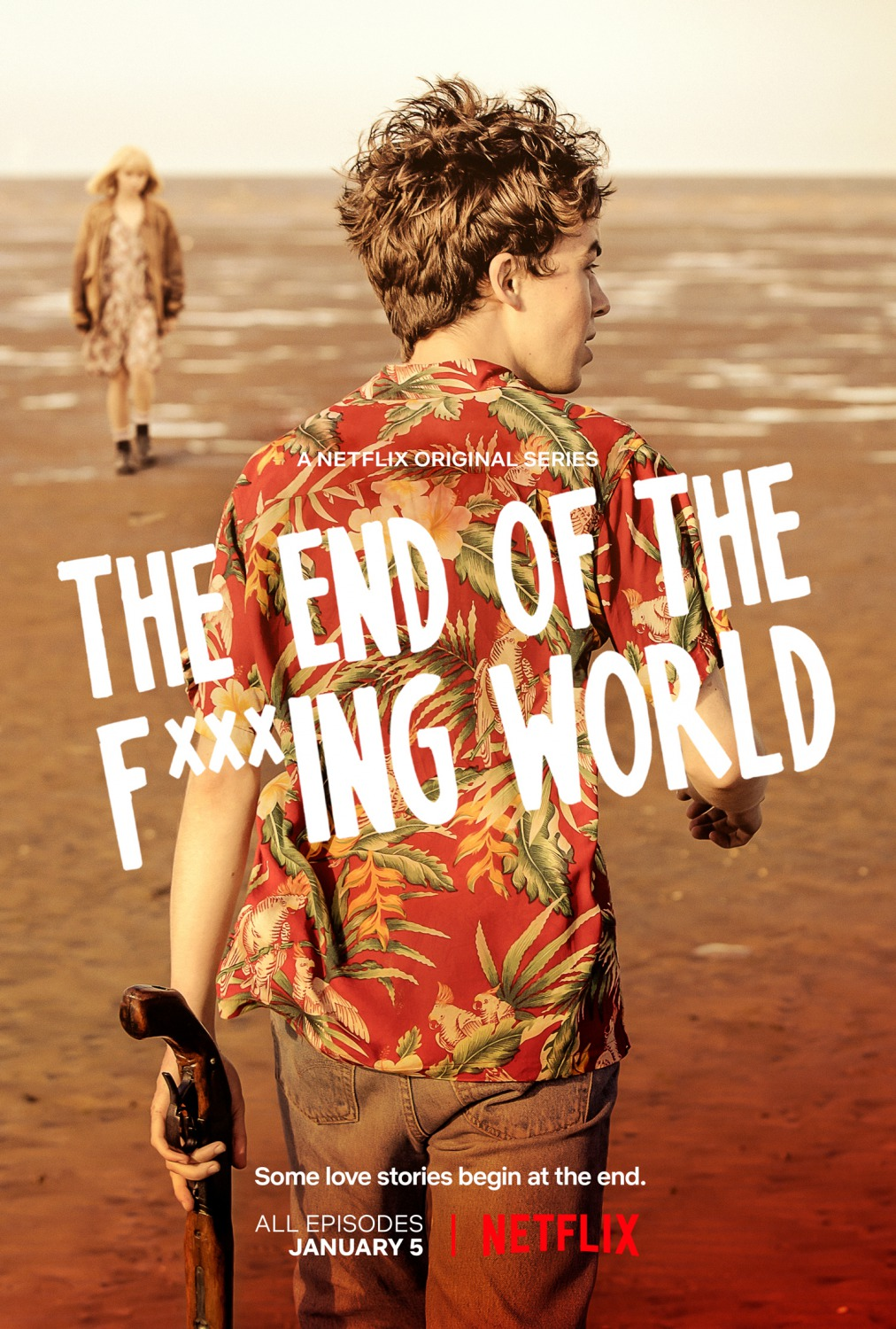 Episode 1 The End Of The F Ing World Wiki Fandom