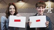 How Well Do Alex Lawther & Jessica Barden Know Each?? Funny 'The End of the ******* World' Challenge-0