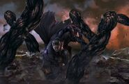 Albert Wesker - Ready for Battle skin (Dark Destruction)