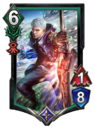 One-Armed Hunter Nero (TDA 041)