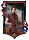 Claire Redfield (DON 014)
